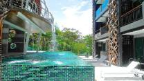 Brand new sea views apartment in Patong