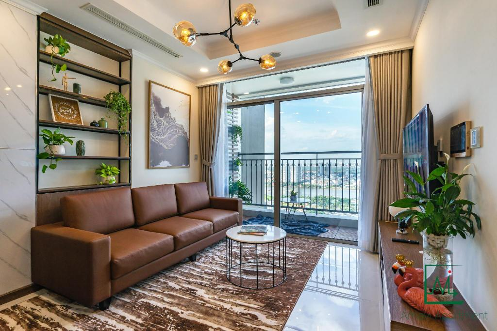 VINHOMES COZY SPACIOUS APT FOR FAMILY/GROUP-2/BED Entire ...