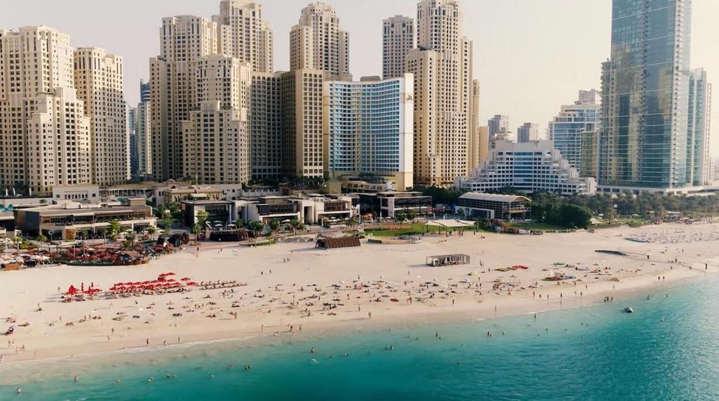 дубай апартаменты с пляжем