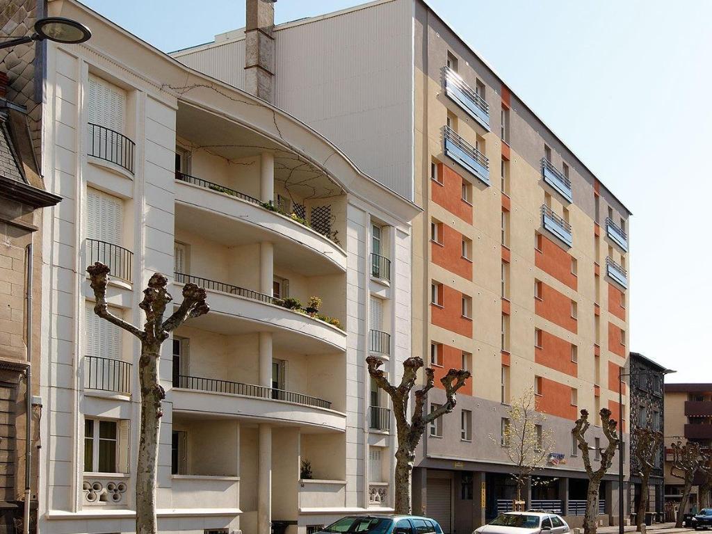 城市公寓克莱蒙菲兰中央公寓式酒店 (appart city clermont ferrand