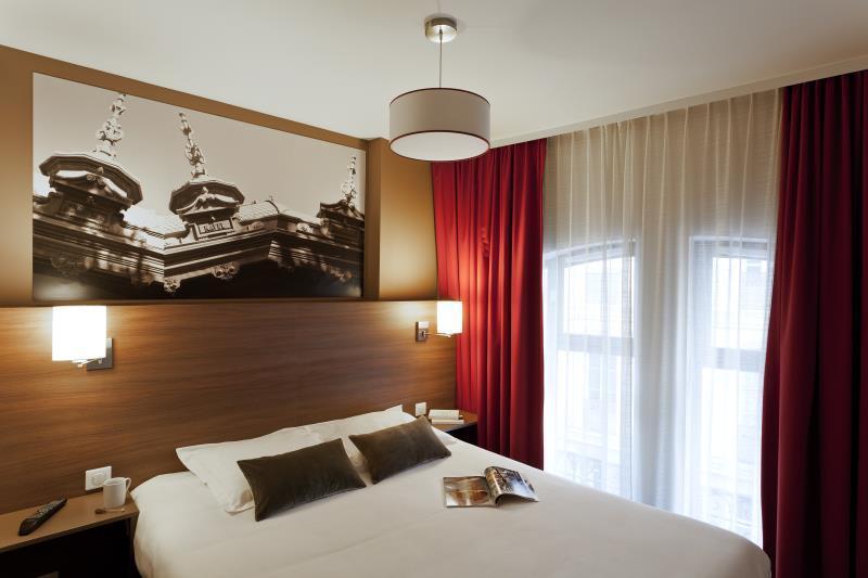 city lofthotel saint-etienne(圣艾蒂安城市阁楼公寓式酒店)