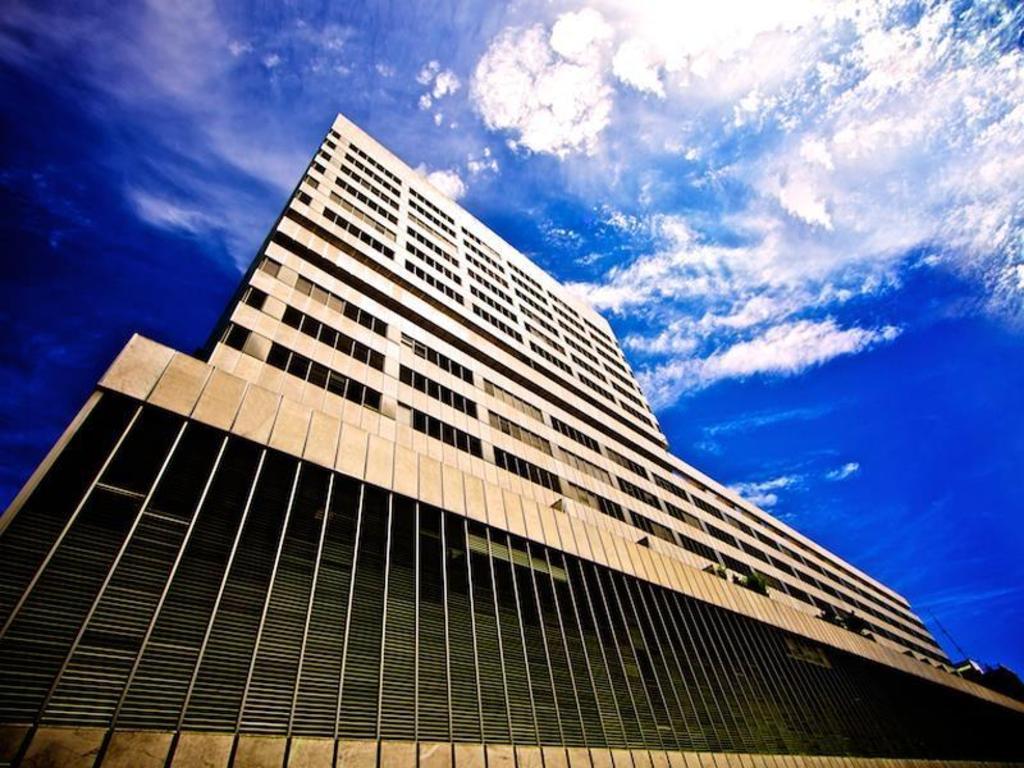 欧洲大楼公寓 2 (apartmentos eurobuilding 2)