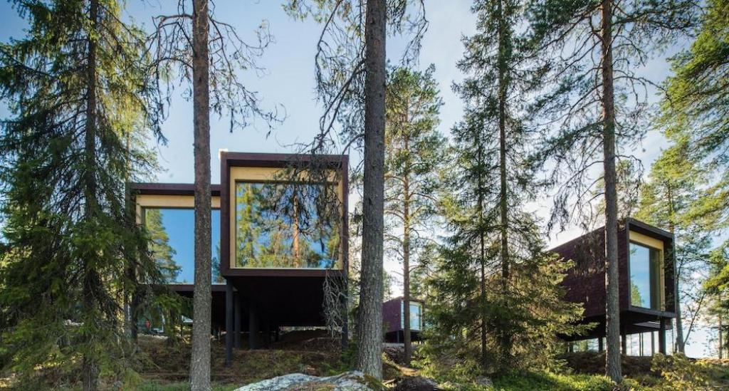 More about Arctic TreeHouse Hotel