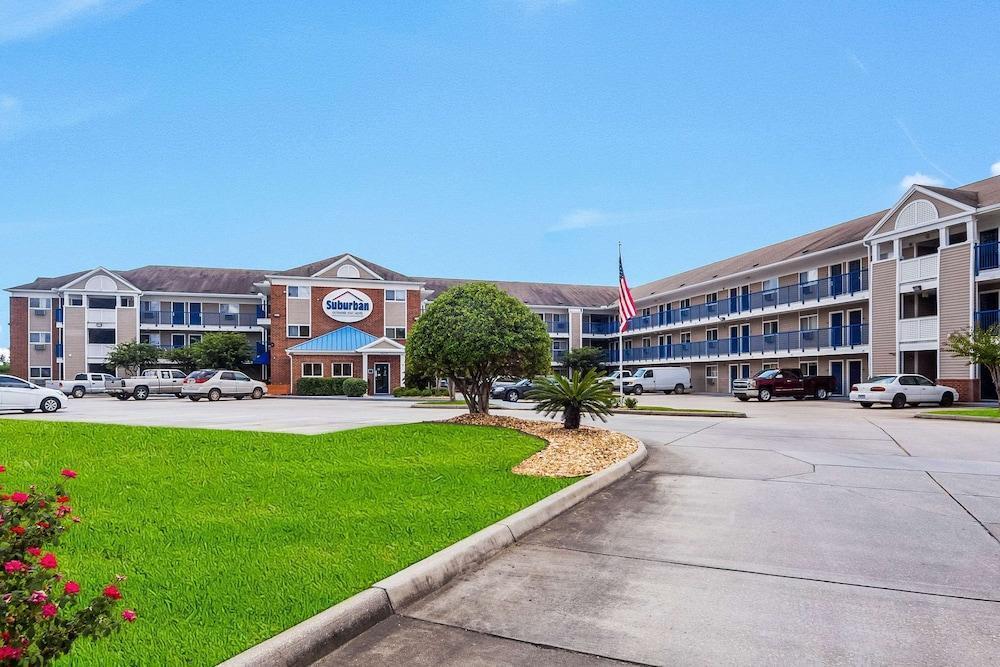 Suburban Extended Stay Hotel Biloxi North Area In Biloxi Ms