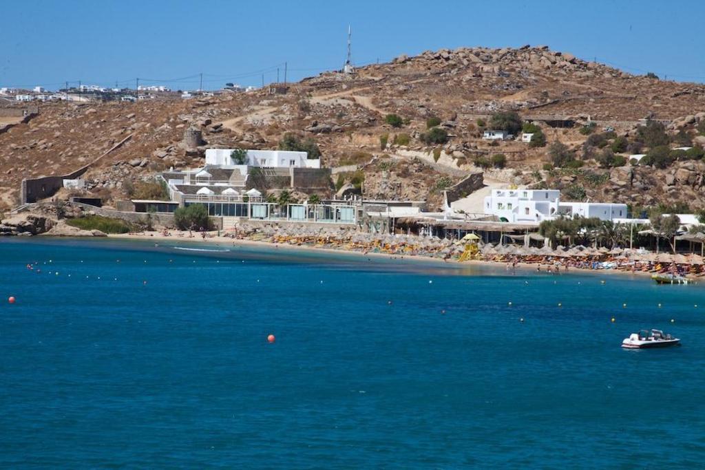 Paradise Beach Resort Hotel Mykonos