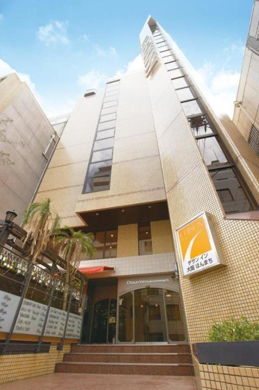 """""""Chisun Inn Osaka Hommachi""""的图片搜索结果"""