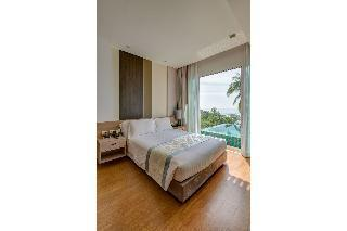 Deluxe Two Bedroom Pool Suite with Ocean View
