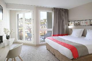 Superior Room, 1 Queen Bed, Terrace