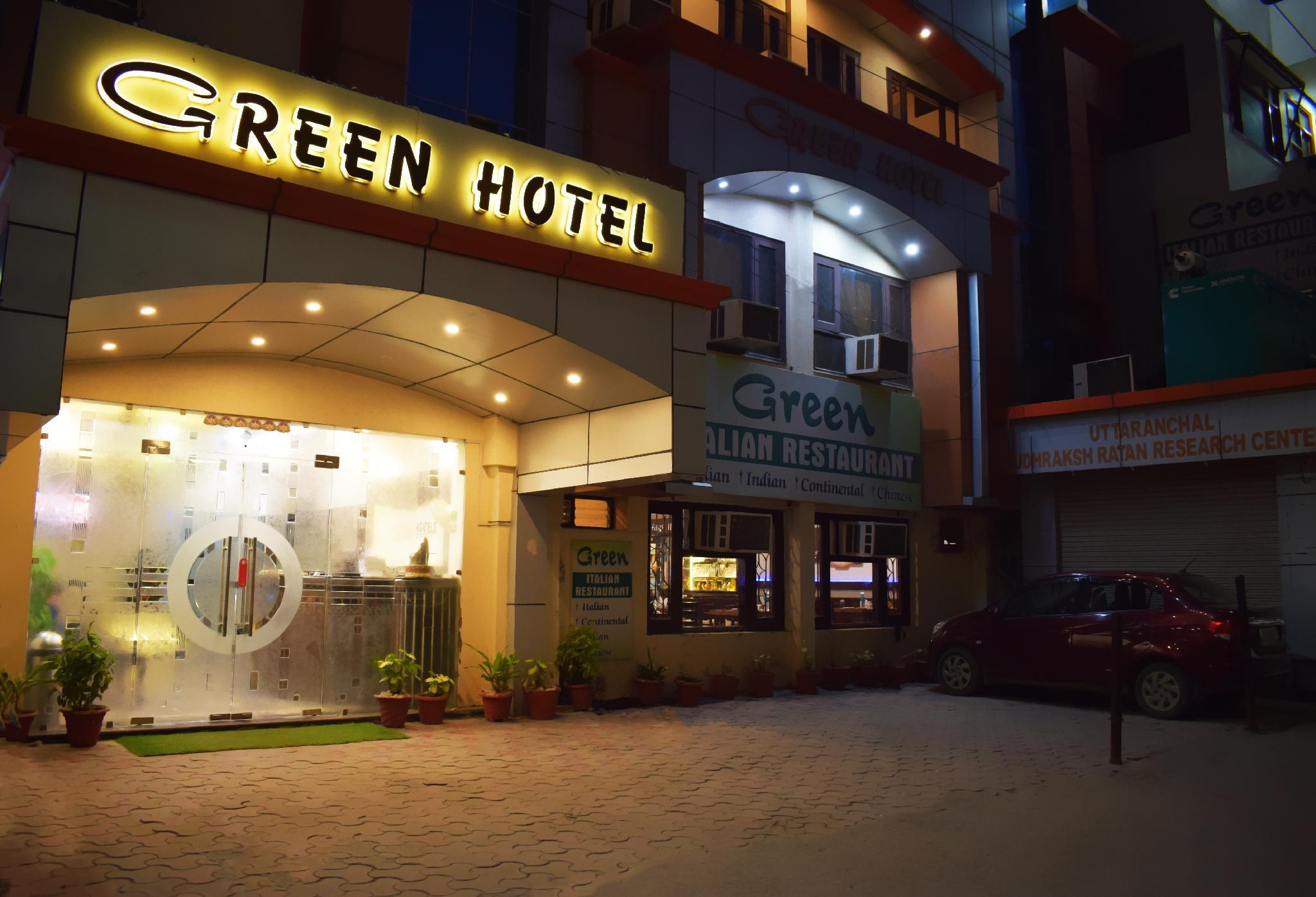 Green By One Hotels In Rishikesh Room Deals Photos Reviews