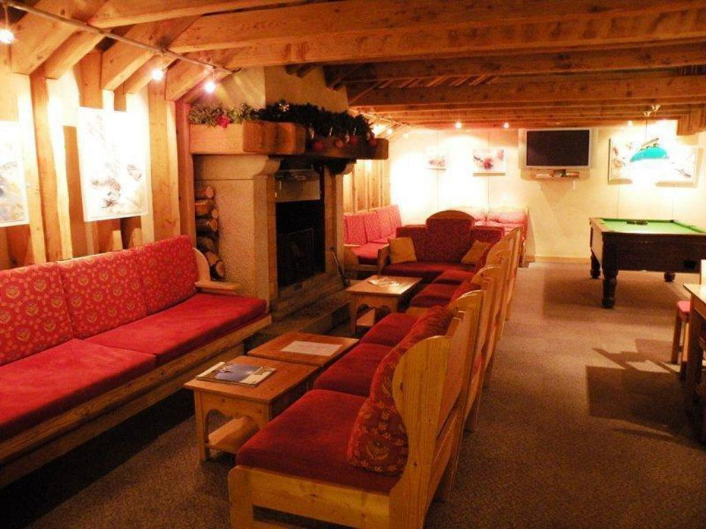 Chalet Hotel Prieure
