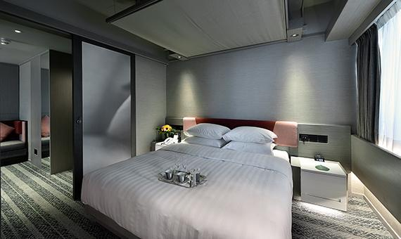 Last Minute Offer - Deluxe Suite (King Bed)
