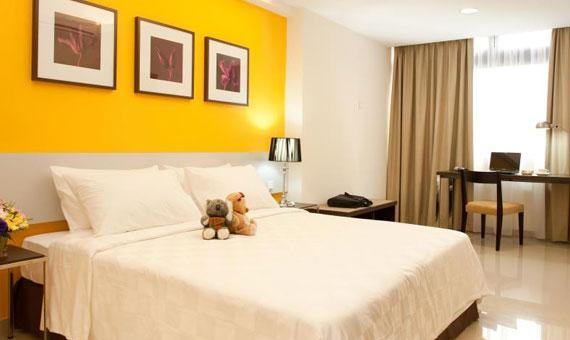 Junior 2 Bedroom Suite - Min 2 nights promo