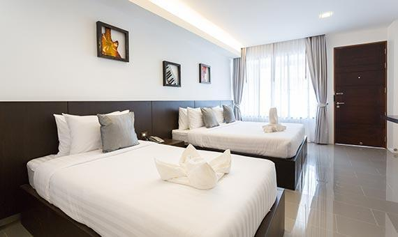 Grand Deluxe Family for 3 persons