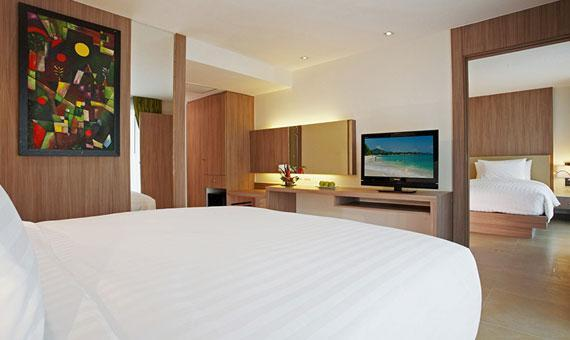 Centara Two Bedroom Suite  with Breakfast
