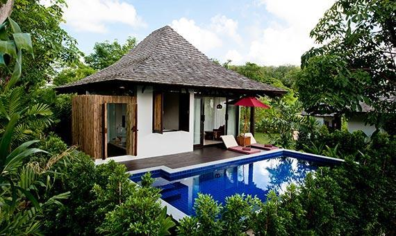 Deluxe Pool Villa with Breakfast (Limited Time Offer)