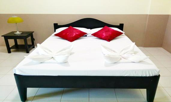 Double Room with breakfast and round trip airport transfers**