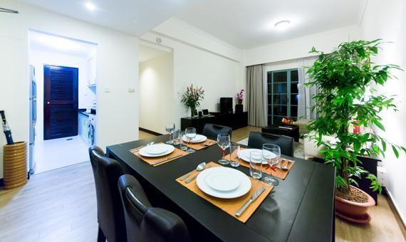 2 Bedroom Apartment with Breakfast (B2B)