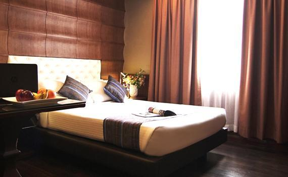 Deluxe Room with Breakfast** (Special Promo)