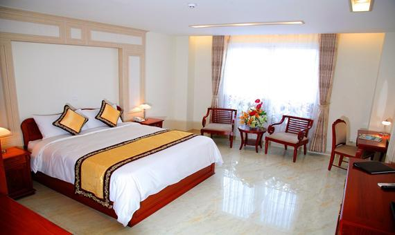 Deluxe City View Double/Twin with Breakfast - Best Available Rate