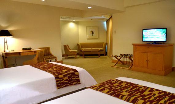 Junior Suite with breakfast (7 days Advance Purchase)