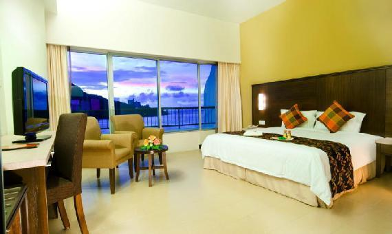 Deluxe Seaview with Breakfast - Early Bird Offer