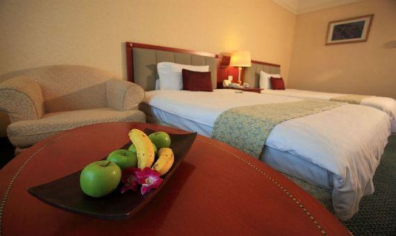 Deluxe Seaview with Breakfast- Weekend Promo