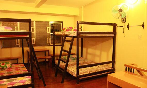 Standard Room (per bed and shared bathroom) - Min. 30 Nights Stay
