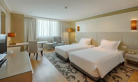 Deluxe with Breakfast - Min 3 Nights promo
