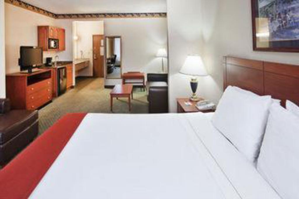Bufet lliure Holiday Inn Express Hotel & Suites Dallas Lewisville