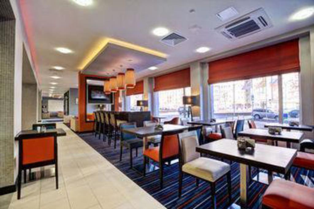 Bufet Holiday Inn Express Voronezh Kirova