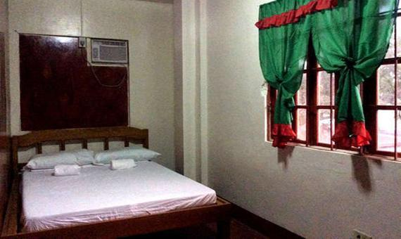 Double Aircon Room with Wifi**