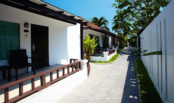 Superior Garden Bungalow with Breakfast (B2B - Free Night)