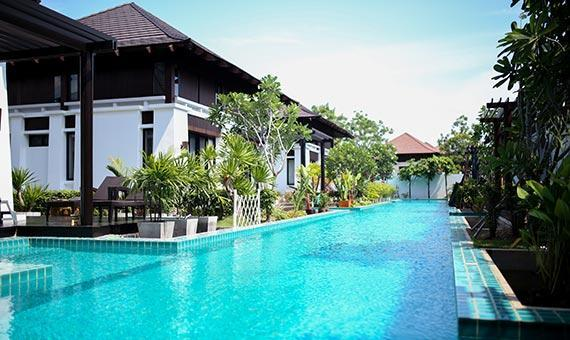 Pool Villa With Breakfast (Max. 6 Persons)