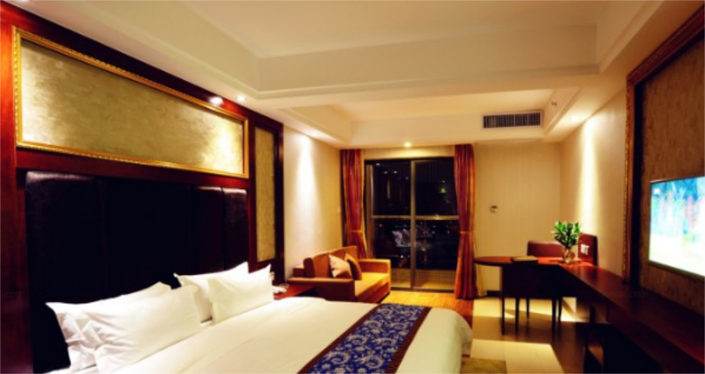 Guestroom Guangzhou Junye International Hotel