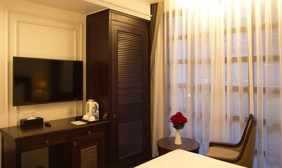 Suite Room with Balcony - Long Stay Offer