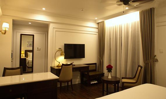 Suite Room with City View - Long Stay Offer