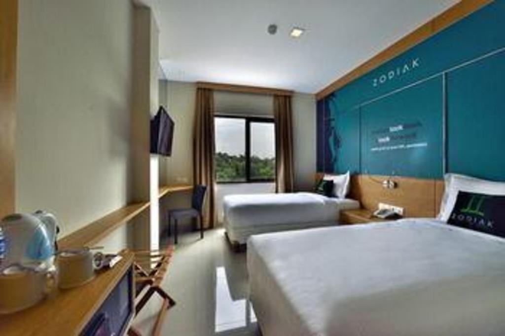 Best Price On Zodiak Hotel MT Haryono In Jakarta Reviews