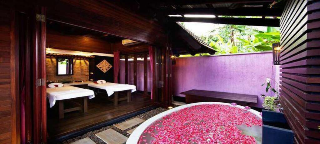 Interior view Bhundhari Spa Resort & Villas Samui