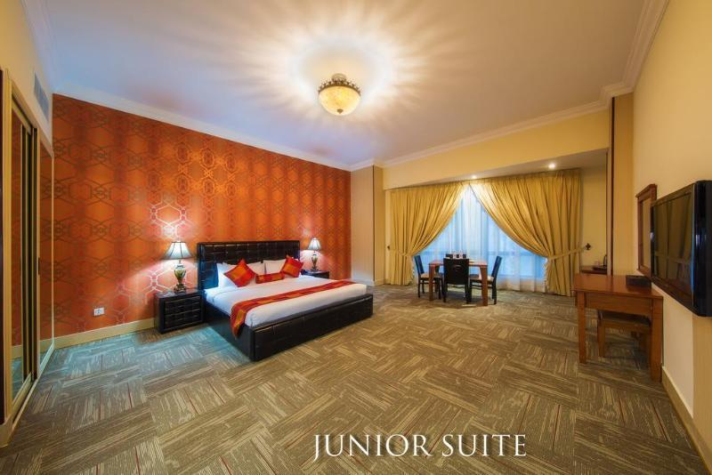 Junior Suite Capacity 1