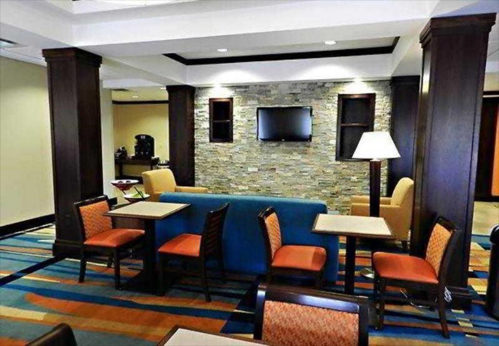 Veure totes les 19 fotos Fairfield Inn & Suites Slippery Rock