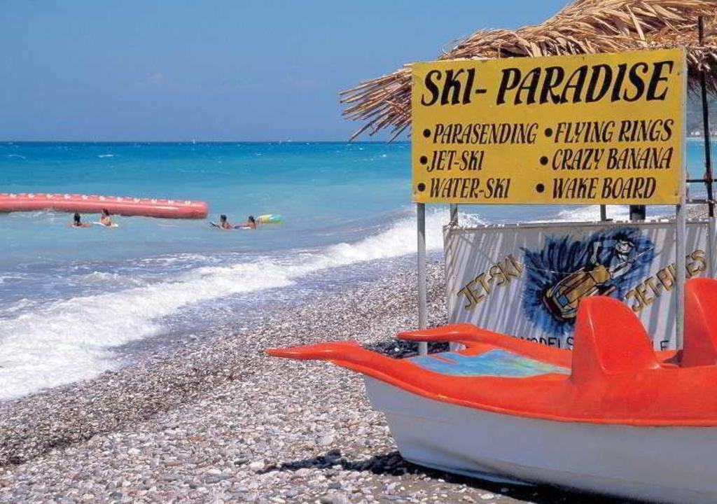 Belair Beach Hotel in Rhodes - Room Deals, Photos & Reviews