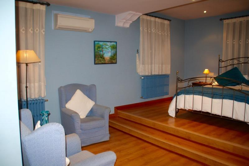 Superior Doppelzimmer mit Terrasse (Superior Double Room with Terrace)