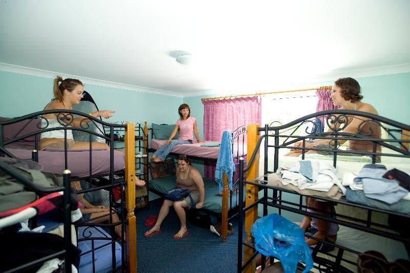 Female 4 Beds Dormitory