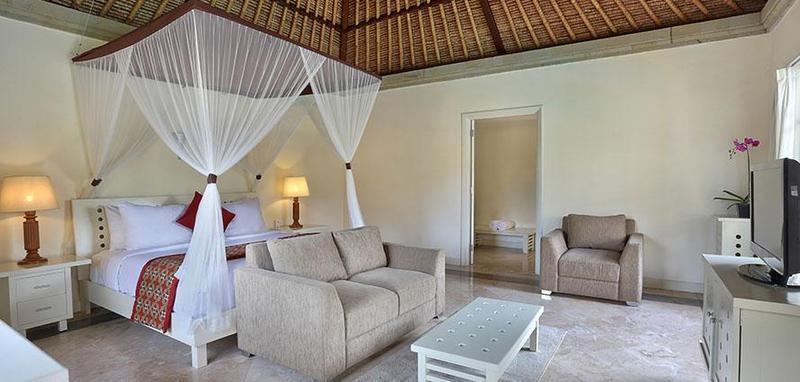 Villa Tiga Kamar (Villa Three Bedrooms)
