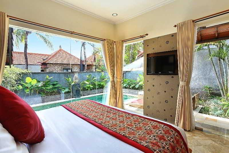 Kamar Family Tiga Kamar (Family Room Three Bedrooms)