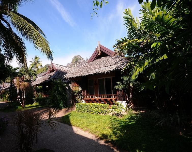 Double Or Twin Railay Privacy Cottage