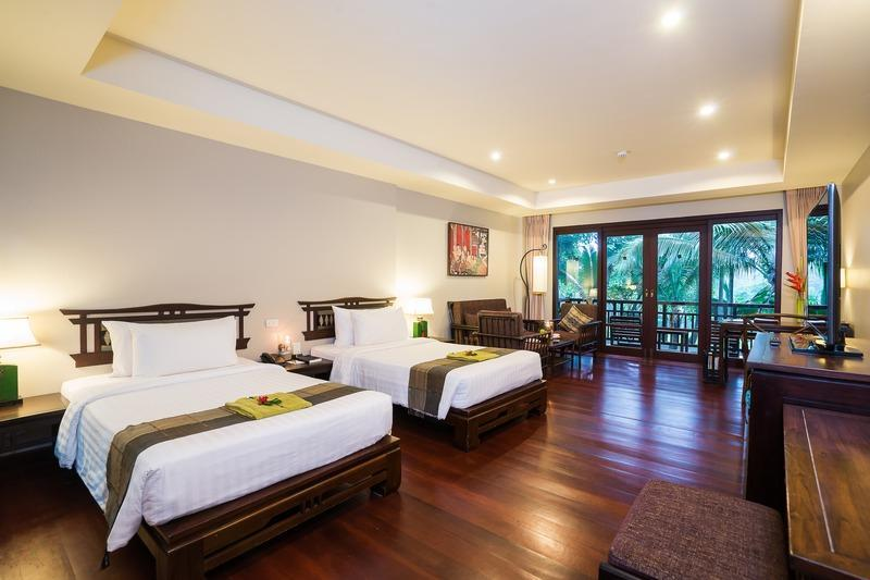 Double or Twin SIAM CHALET