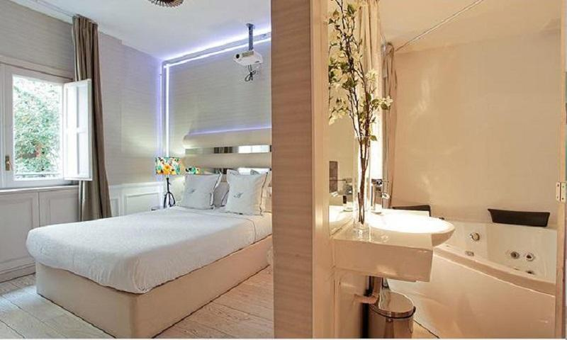 Apartamento com jacuzzi (Apartment with Jacuzzi)