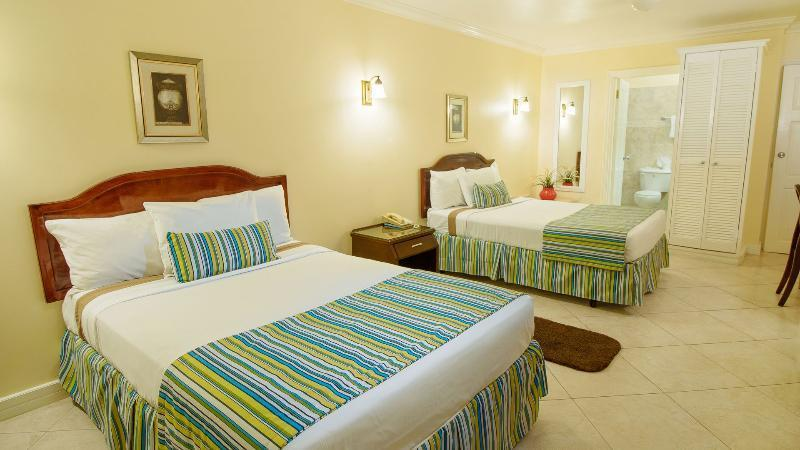 Suite Capacity 4 Two Bedrooms