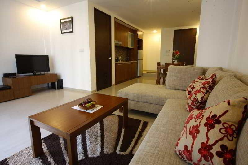 Apartemen Dua Kamar (Apartment Two Bedrooms)
